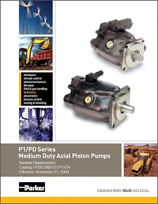 Parker Axial Piston Pumps